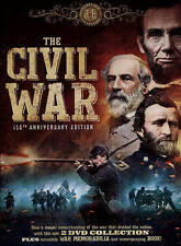 The Civil War 150th Anniversary Edition DVD Collection Box Set Book and Archives