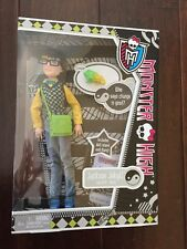 Monster High Jackson Jekyll 2011 Doll & Accessories,Brand New In Box,1st Wave