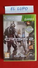 CRYSIS 2 CLASSICS XBOX 360 NEUF SOUS BLISTER VERSION FRANCAISE