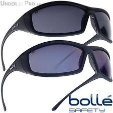 Lot 2 Lunettes de Protection Bollé SOLIS Fumés / Flash