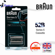 Braun 52b Cassette Serie 5 para 5020s, 5030s, 5050cc, 5070cc, 5090cc