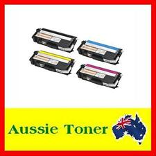 4x Brother TN340 TN348 compatible toner suit for HL4150CDN 4570CDW MFC9460CDN