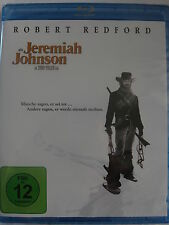 Jeremiah Johnson - Western Rocky Mountains - Robert Redford, Sydney Pollack