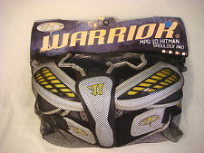 LACROSSE WARRIOR MPG 10 HITMAN SHOULDER PADS SIZE M