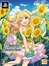 Used PS3 TV Anime IdolM@ster: Cinderella Girls Vol.4  Free Shipping