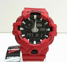 New Casio G-Shock Big Case Ana Digi World Time Watch GA-700-4A