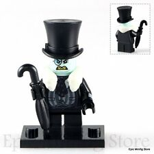 Custom The Penguin Minifigure Batman Movie 2017 fits with Lego pg138 UK Seller