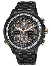 Citizen Eco-Drive Men's JY8035-55E Navihawk Atomic Chronograph Sport Watch