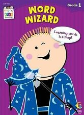 Word Wizard Grd 1 Stick Kids Success Skill Books by Teresa Domnauer...