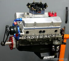 406ci Small Block Chevy Complete Engine 650hp+ Pro Race Gas Built-To-Order