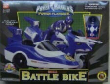 Mighty Morphin Power Rangers Power Playback Blue Battle Bike By Bandai (MISB)
