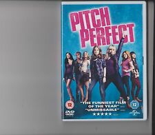 PITCH PERFECT DVD MUSICAL COMEDY REBEL WILSON