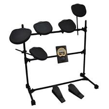 Pyle PED041 Digital Drum Set  Electronic Drum Machine System (5-Piece Drum Kit)