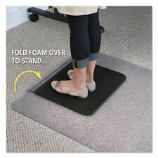 ES Robbins Sit or Stand Mat for Carpet or Hard Floors, 36 x 53 with - ESR184612