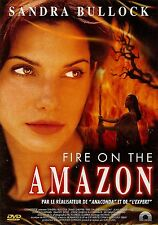FIRE ON THE AMAZON - SANDRA BULLOCK /*/ DVD ACTION NEUF/CELLO