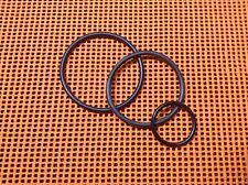 3 Stk. Antriebsringe für Emco Unimat 4 drive belts for lathe