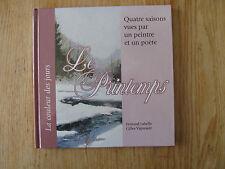 Le printemps 26 tableaux Gilles VIGNEAULT & Fernand LABELLE 1995