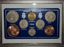 1964 Vintage Coin Set 52nd Birthday Birth Year Present Wedding Anniversary Gift
