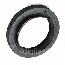 52mm For Canon EOS Camera Lens Reversal Adapter Metal Macro 52-LR U&S 52 mm