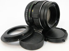 !NEW! MC HELIOS 44m-4 USSR Lens Canon EOS EF Mount 6D 7D 5D 5DS MARK II III 44-2