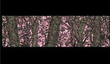 """Camouflage Pink Camo Boat Car Truck Trailer Graphics Decal Wrap Skin  48"""" X 14"""""""