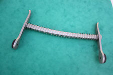 """Cannine Mouth Gag size 3""""  Veterinary Surgical Instruments CE."""