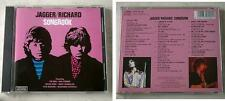 JAGGER / RICHARD SONGBOOK - Who (The Last Time) Mekons, Inmates,... Rare CD