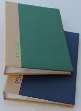 Album photo a pochettes pour 300 10 x 15 LOT de 2 texte mémo coloris assortis
