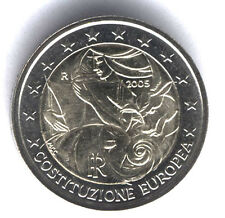 Italy 2005 - 2 Euro Commem-European Constitution (UNC)