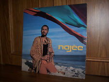 NAJEE Najee's Theme EMI VG+ 1986 For the Love of You/Mysterious/Sweet Love