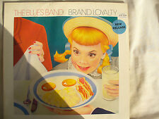 BLUES BAND LP BRAND LOYALTY German Arista 204 922 near mint
