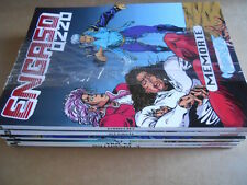 Collezione ENGASO 0.220 Serie Completa 0-8 Edizioni Micro Art  [G483]