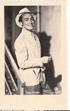 Paul Klinger Ufa Editrice 50er anni cartolina N. a 3857/1 + P 4696