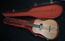 Italian EKO Six (6) String Acoustic Bass Model B.A/6 Serial #191179  Very Rare!