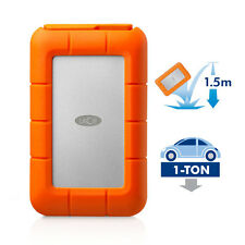 LaCie Rugged RAID Thunderbolt & USB 3.0 Mobile Hard Drive 4TB - STFA4000400