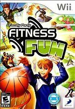 Wii FITNESS FUN FAMILY PARTY BRAND NEW VIDEO GAME