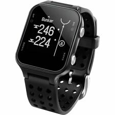 2017 Garmin Approach® S20 Technology Wrist GPS Golf Watch Regular Fit Black
