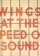WINGS at the speed of sound HOLLAND 1976 EX LP BEATLES / PAUL McCARTNEY