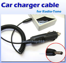 Car Charger Cable for Radio-tone repeater controller