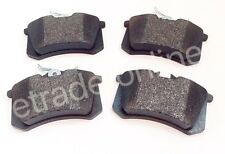 4 X VW Golf Rear Brake Pads Mk4 & Mk5 1.4 1.6 1.8 2.0 Petrol Diesel ALL MODELS!