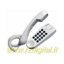 TELEFONO A MURO DA PARETE DA TAVOLO SAIET per CASA UFFICIO MINI COMPATTO