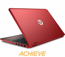 "HP Pavilion x360 15-bk060sa 15.6"" 2 in 1 Laptop - Red 1TB HDD 4GB RAM Windows 10"