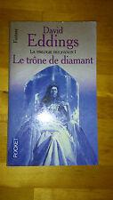 David Eddings - La trilogie des joyaux, Tome 1 : Le trône de diamant