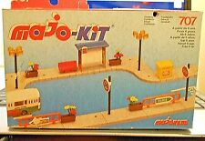 MAJORETTE MAJO-KIT #707 AIR FRANCE BUS STOP SEALED IN THE ORIGINAL BOX!!