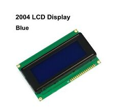 2004 204 20x4 Character LCD Display Module HD44780 Controller Blue Blacklight