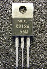 3x 2SK2134 N-Channel Switching Power MOSFET 200V 13A 70W, NEC
