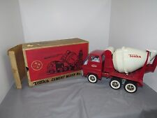 VIntage Tonka Cement Mixer Truck in the Box No. 620 NICE!!!