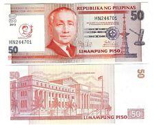FILIPPINE FILIPPINE 50 PISO 2013 SANPEDRO UNC P 217