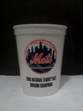 New York Mets 2006 Baseball National League Division Champ Beer Cup Shea Stadium