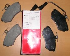 AUDI 80, 90, A4, COUPE, QUATTRO UNIPART FRONT BRAKE PADS - GBP1349AF